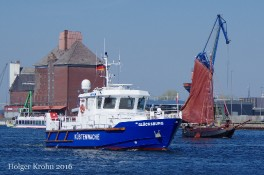 Glücksburg - Küstenwache 8311