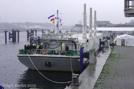 Hummel - LNG Barge 1992