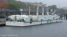 Hummel - LNG Barge 1997