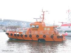 Schilksee - Lotsenboot 7859