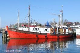 Wiking - Fischkutter 7974