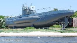 U-Boot Seeseite - 0871
