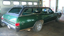 Buick Wagon - 2623