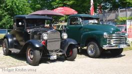 Ford und Chevrolet I