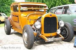 Ford V8 - 4921