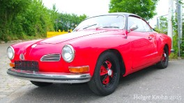 VW Karmann Ghia - 4869