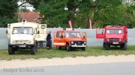 Feuerwehr-Oldtimer