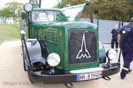 Magirus-Leiterwagen - 4061