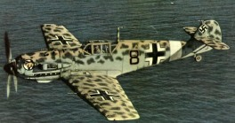 BF 109 E4
