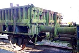 Güterwaggon - 3482