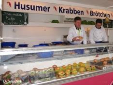 Husumer Krabben Brötchen I