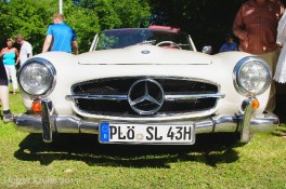 Mercedes 190 SL - 6671