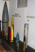 Alte Artilleriemunition