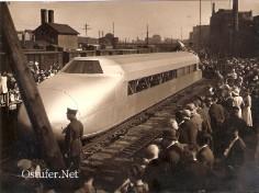 Schienen-Zeppelin