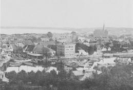 Ansicht 1891 - II