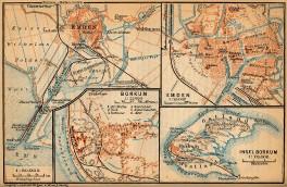 Borkum und Emden 1910