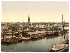 Bremerhaven - Blick vom Leuchtturm