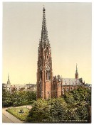 Bremerhaven - Unirte-Kirche