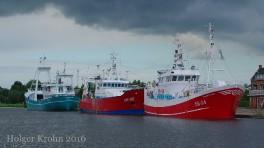 Delfzijl - Fischkutter 2328