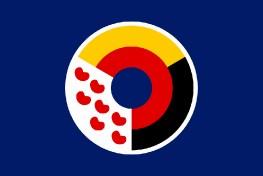 Flagge des Friesenrates
