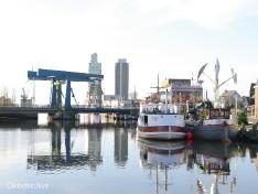 Husum - Hafen 9787