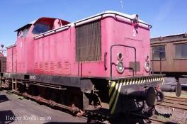 Museumsbahn - 7686