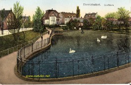 Dorfteich 1906
