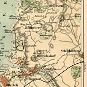 Stadtplan 1907