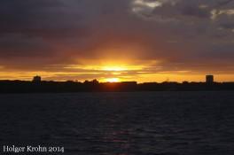 Sonnenuntergang - 4609