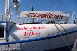 Fischbratkutter Elke - 7993