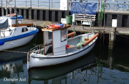 Fischerboot Möwe