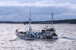 Fischkutter Maria - 4772