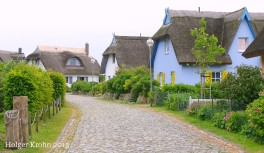Putgarten - Reethäuser