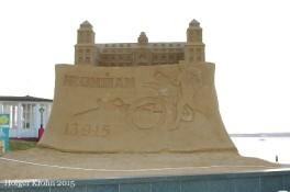 Sandskulpturen Festival