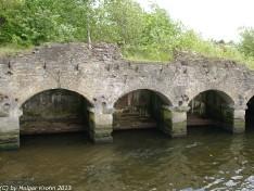 Neumühlen - Alte Schwentinebrücke 4187